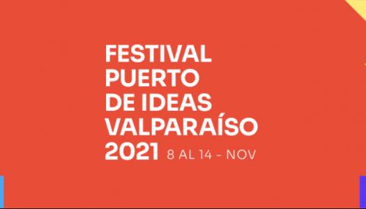 Festival Puerto de Ideas Valparaíso 2021